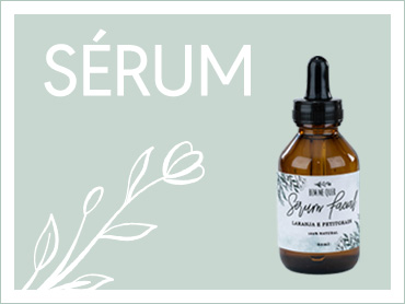 Sérum 100% Natural e Vegano